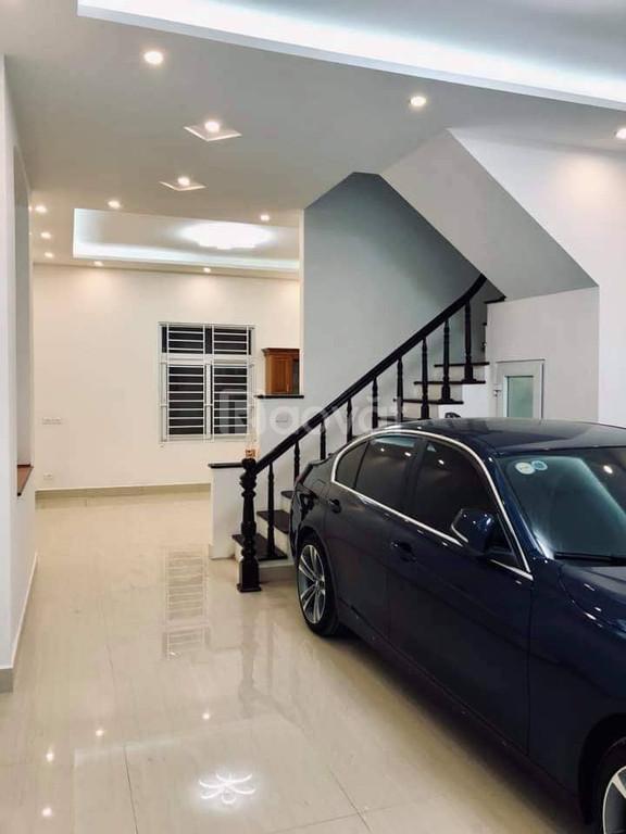 Bán nhà Phố Kim Ngưu diện tích 50m2 mặt tiền 4m5 gara ô tô giá 6 tỷ