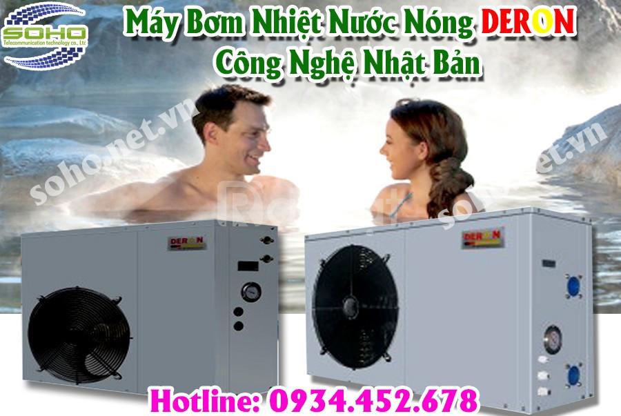 Hệ thống máy nước nóng trung tâm cho Gia Đình có nhu cầu thấp