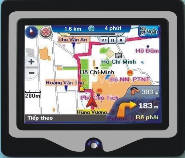 Máy định vị GPS dẫn đường Hyundai PND-3521T