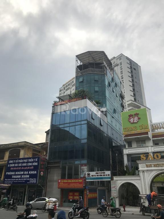 Nhà mặt phố Nguyễn Trãi, mặt tiền kinh doanh