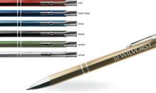 Bút kim loại chính hãng, logo theo yêu cầu
