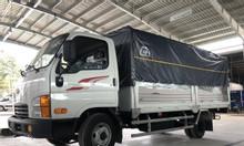 Xe huyndai mighty N250SL tải 2.4 tấn thùng dài 4.4m đời 2019