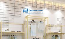 Khung kệ Shop quần áo giá rẻ