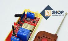 Bộ điều khiển 1 thiết bị từ xa Noulins Wifi + Remote