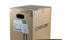Cáp mạng cat6 utp commscope p/n: 1427254-6 chính hãng