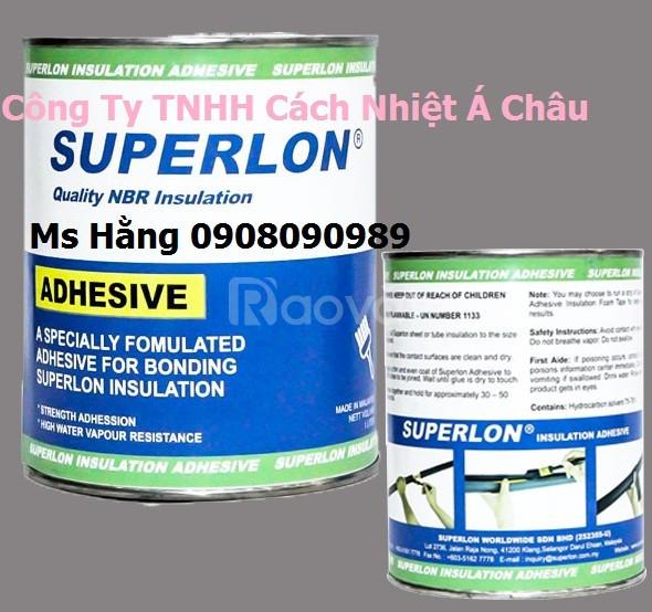 Keo dán superlon