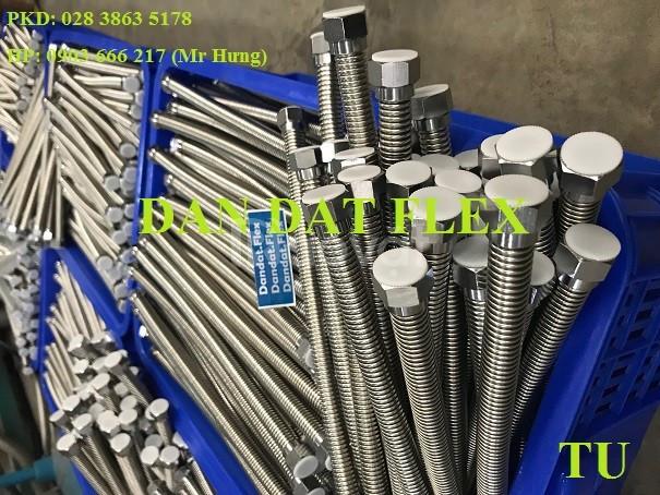 Ống thép mềm luồn dây điện bọc nhựa PVC-dây dẫn nước inox