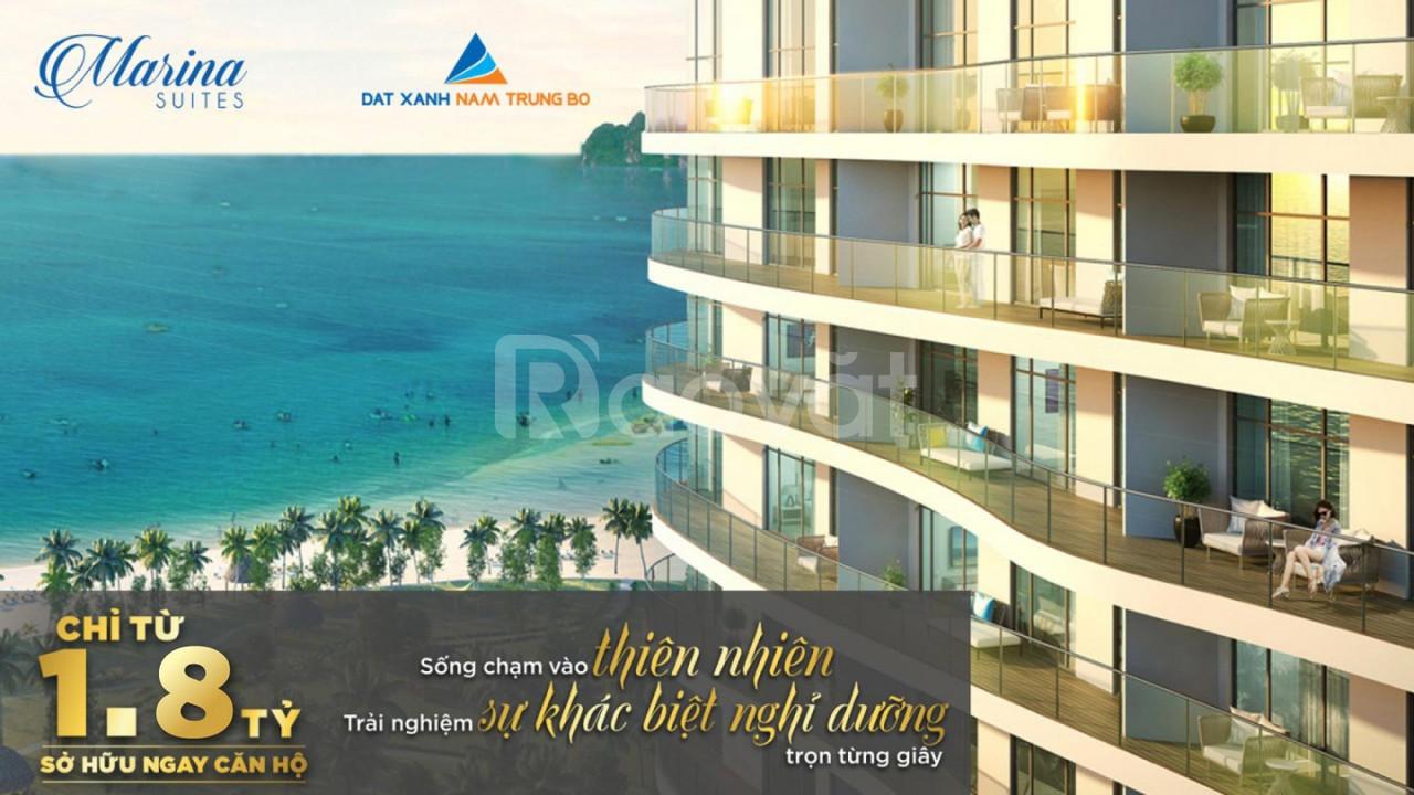 Marina Suites Nha Trang - Thay đổi tư duy căn hộ chung cư của bạn.
