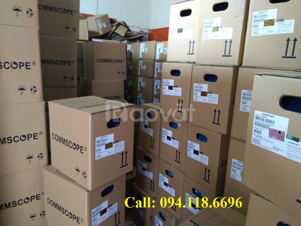 Cáp mạng Cat6E UTP COMMSCOPE AMP mã 1427254-6