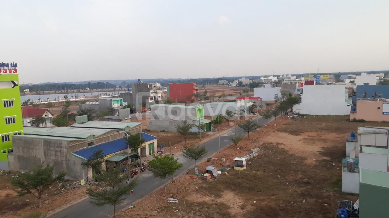Bán đất mặt tiền Trần Văn Giàu-Phạm Văn Hai-Bình Chánh