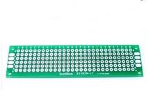 Test board hàn 2 mặt 2x8cm sợi thủy tinh