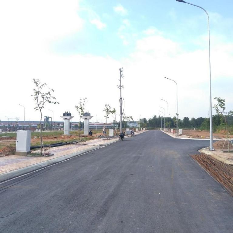 Dự án khu dân cư kiểu mẫu Tân Phước Khánh Village