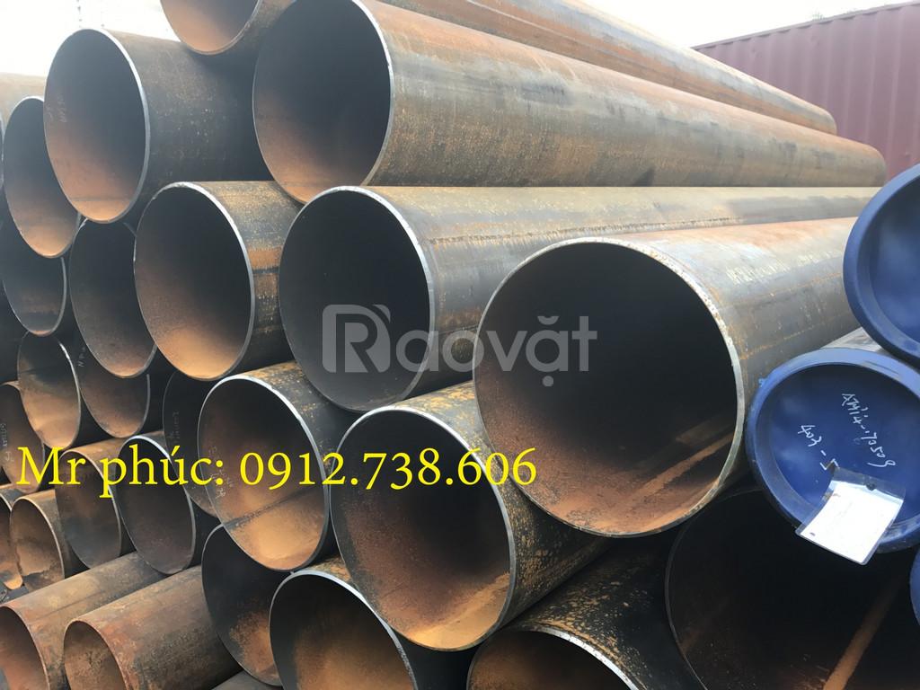 Bán ống đúc phi 273, Dn250, Phi 406, Phi 325, phi 610 x 20ly