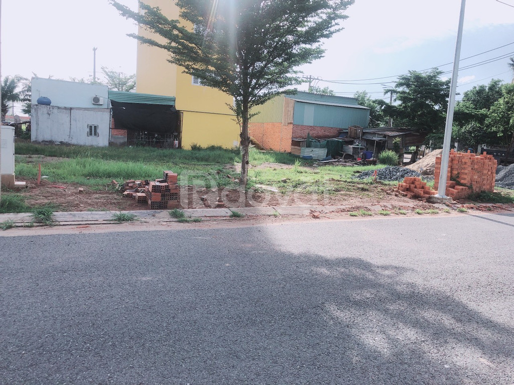 Bán đất mặt tiền Trần Văn Giàu, Phạm Văn Hai, Bình Chánh