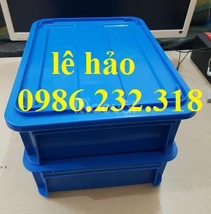 Thùng nhựa b5, thung b6, hộp nhựa b7, hộp nhựa b8, thùng nhựa đặc