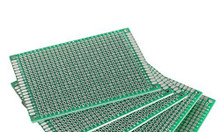 Test board hàn, Bản mạch hàn 2 mặt 6x8cm sợi thủy tinh