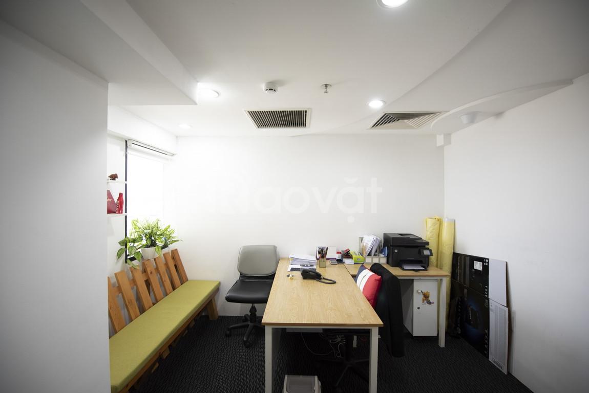 Cho thuê văn phòng trọn gói Tân Bình giá rẻ gần sân bay