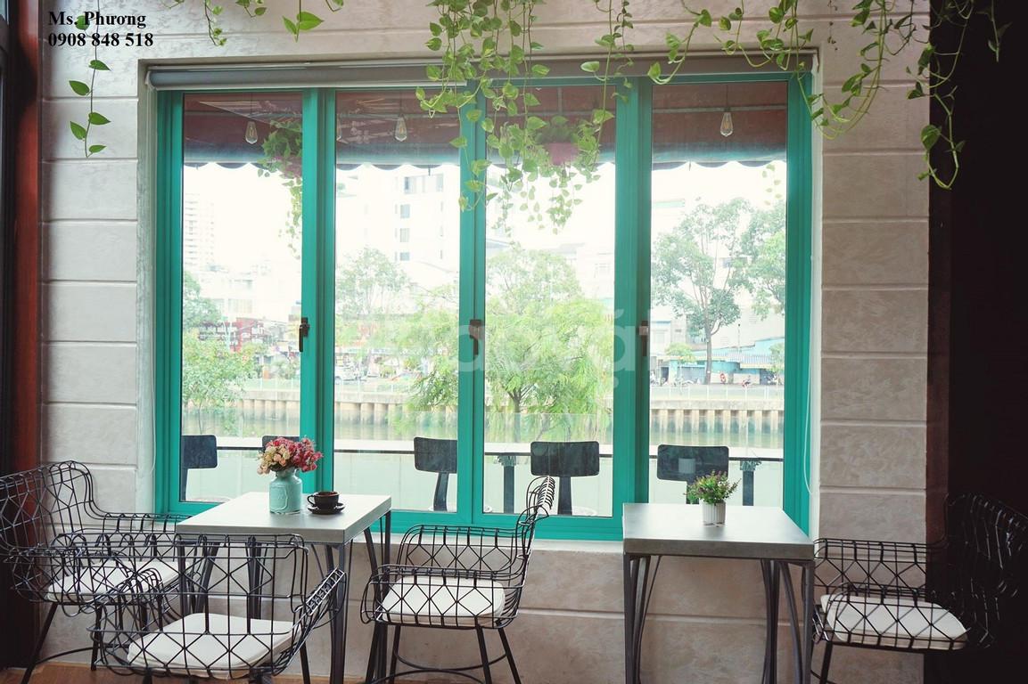 Cung cấp, gia công bàn ghế sắt uốn mỹ thuật cho nhà hàng, quán cafe  (ảnh 6)