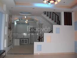 Cho thuê nhà 2MT 89A Trần Huy Liệu Q.PN 4m x 14m 2 lầu 40tr/th