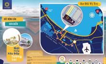 Đất thổ cư cách biển 500m, khu dân cư hiện hữu, chỉ với 200 triệu