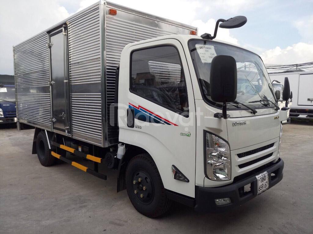 Xe tải 2.4 tấn, nhãn hiệu IZ65 Huynhdai Đô Thành thùng 4m giá tốt 2019