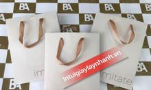 Thiết kế túi giấy miễn phí, mẫu túi giấy đẹp