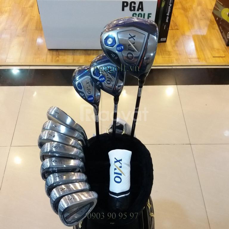 Fullset bộ gậy golf XXIO MP1000 gậy mới giá mới