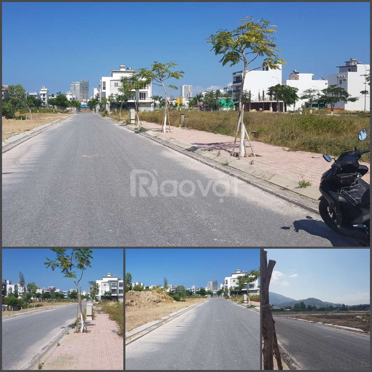 Bán lô đất biệt thự KĐT VCN Phước Hải Nha Trang, giá tốt, view tốt.
