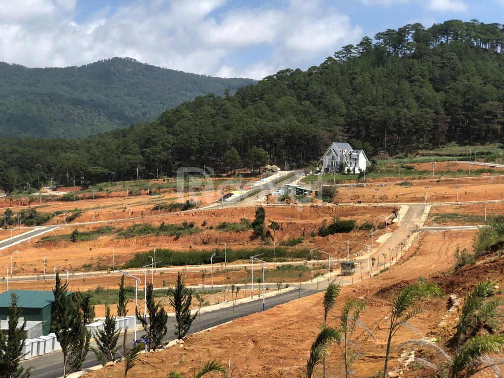 Độc quyền phân phối dãy đẹp dự án Langbiang Town Đà Lạt