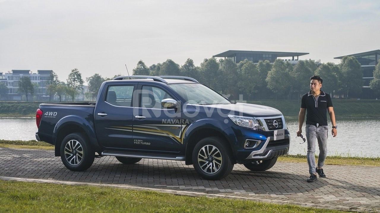 Nissan Việt Nam chính thức ra mắt bán tải navara