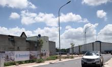 Bán đất nền thuộc dự án khu dân cư kiểu mẫu Tân Phước Khánh Village