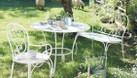 Cung cấp, gia công bàn ghế sắt uốn mỹ thuật cho nhà hàng, quán cafe  (ảnh 5)