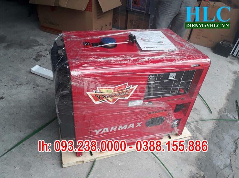 Máy phát điện chạy dầu Yanmar YDG300 VS nhập khẩu Nhật Bản