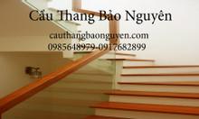 Báo giá cầu thang gỗ lim tại huyện Quốc Oai 2020