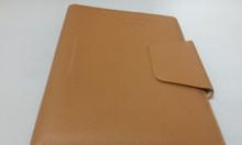 Sản xuất sổ da quà tặng giá rẻ, uy tín cho các doanh nghiệp