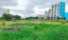 Đất nền thị trấn Tân Túc, huyện Bình Chánh, HCM, SHR, giá đầu tư