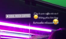 Chính chủ cần sang nhượng quán Coffee SR, đông khách, full đồ.