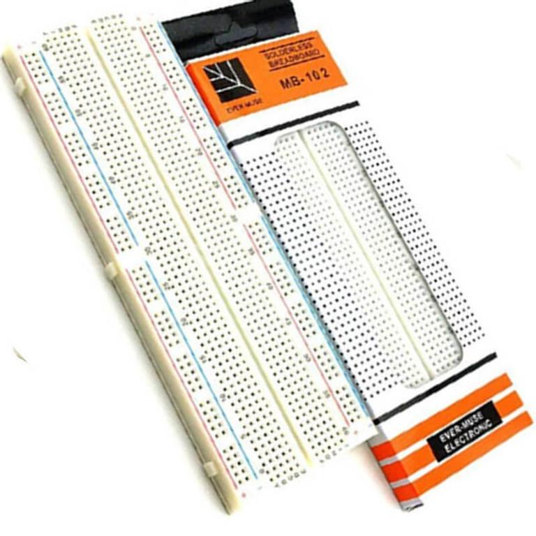 Test board, bread board 165x54mm 830 lỗ
