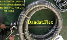 Chuyên gia công Ống mềm kim loại dẻo, Khớp nối mềm inox, ống mềm inox
