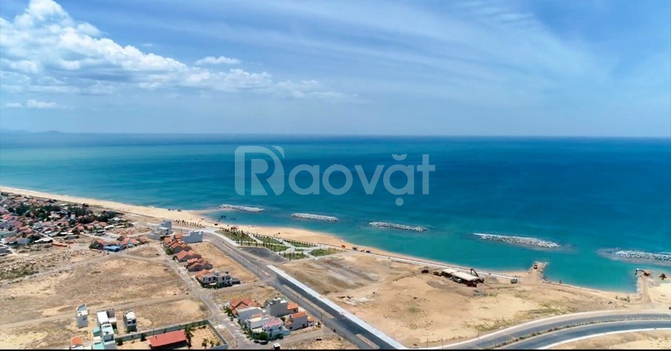 Định cư nước ngoài cần bán gấp 2 lô liền kề mặt tiền biển Phú Yên