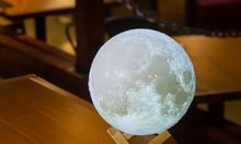 Đèn mặt trăng - Đèn trang trí nội thất - Size 18cm