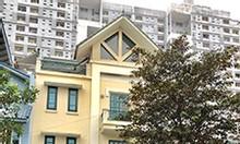 Bán biệt thự đơn lập KĐT Mỹ Đình đường Bùi Xuân Phái gần đường đua F1