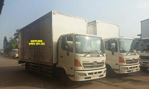 Bán trả góp xe tải chở Pallet 6 tấn Hino FC9JNTC ở Vĩnh Phúc