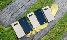 Samsung Note 8 xuất Nhật, chip S835 ram 6G