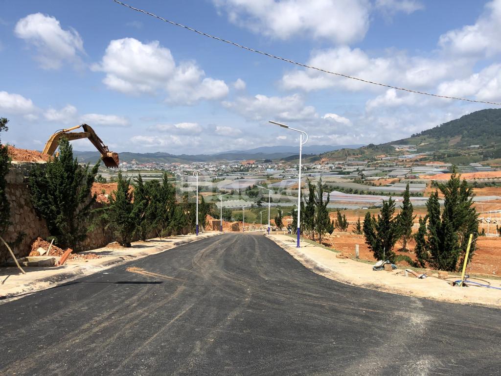Đất nền biệt thự Langbiang Town Đà Lạt