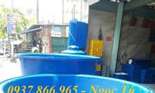 Thùng nhựa công nghiệp dung tích lớn, thùng nuôi thủy hải sản