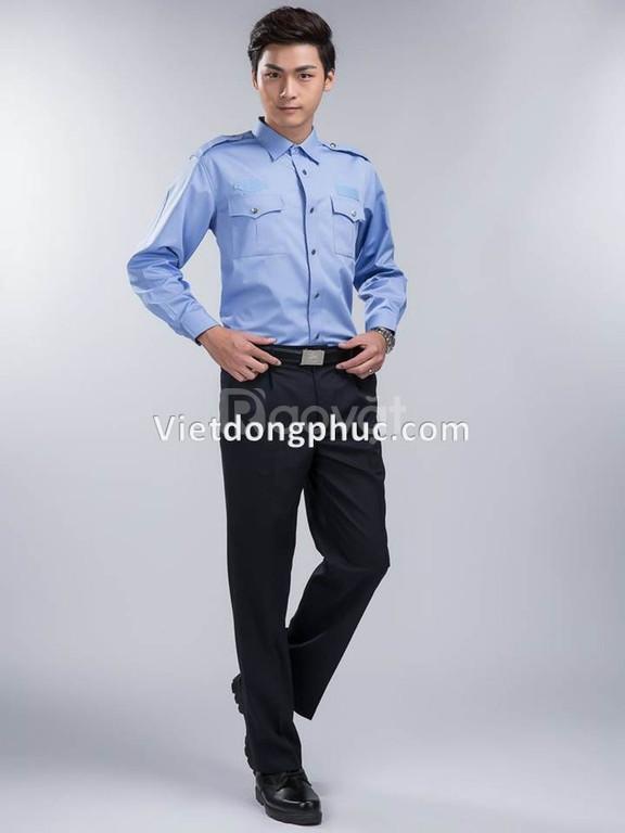 Xưởng may đồng phục bảo vệ chuẩn Thông tư 08, thời trang, giá rẻ