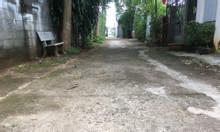 Bán đất hẻm cấp 1 đặng trần côn (hẻm 46), p.Tân Thành, BMT