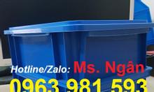 Thùng nhựa đặc, sóng nhựa bít, hộp nhựa kín có nắp giá rẻ.