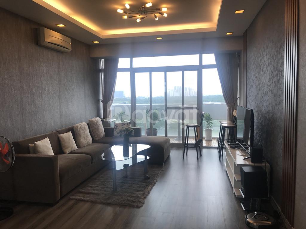 Bán gấp căn hộ Mỹ Đức Phú Mỹ Hưng 3PN lầu cao view đẹp giá 4,3 tỷ